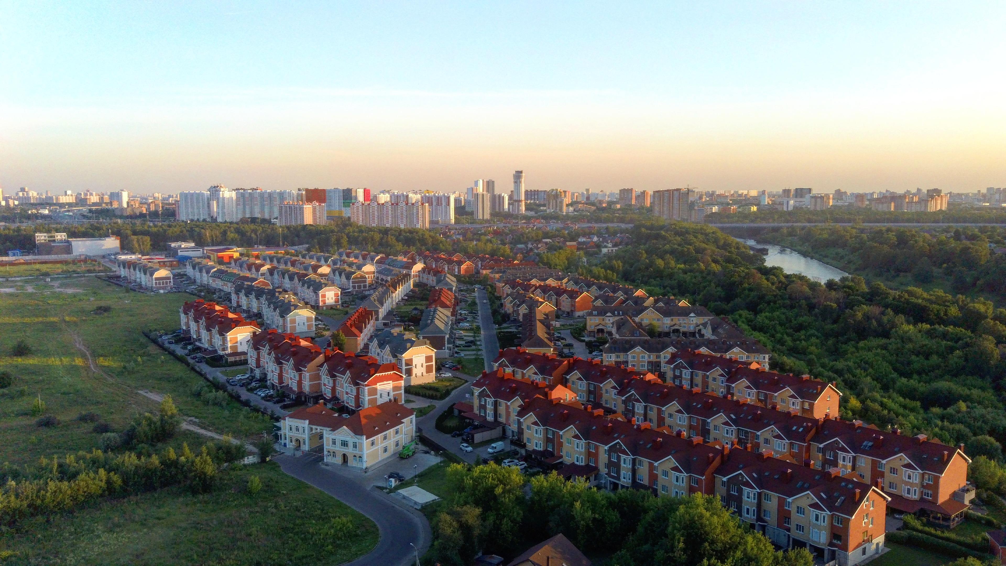 топовой долгопрудный фото города приятная, углы