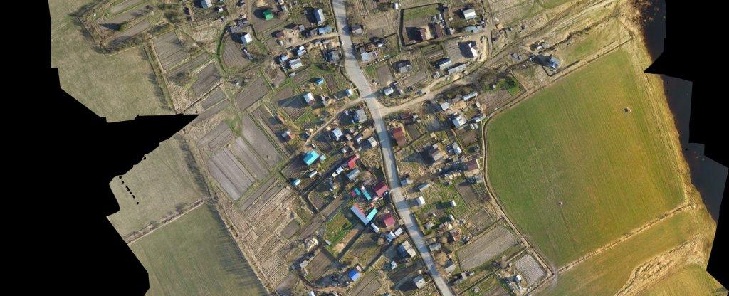 Аэрофотосъемка, Сыктывкар - Фото с квадрокоптера