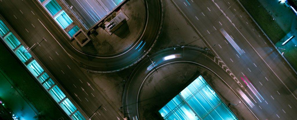 Urbanism,  - Фото с квадрокоптера