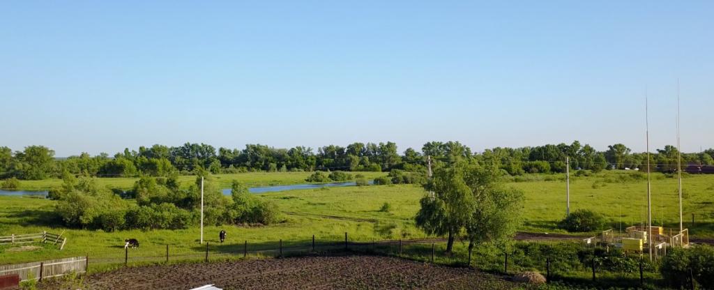 Съемка фото и видео дачного посёлка,  - Фото с квадрокоптера