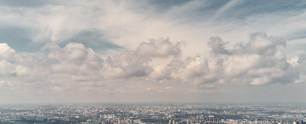 Fly, Москва - Фото с квадрокоптера