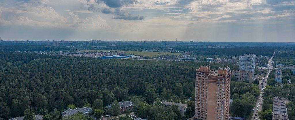 Ивантеевка, Ивантеевка - Фото с квадрокоптера
