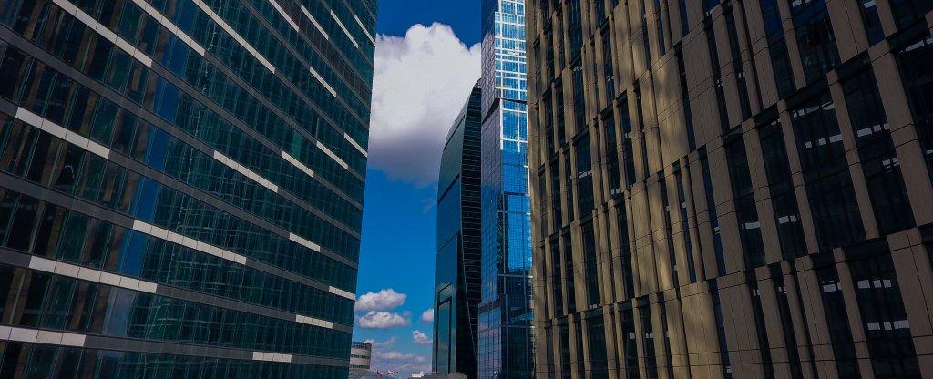 NOVOTEL, Москва - Фото с квадрокоптера