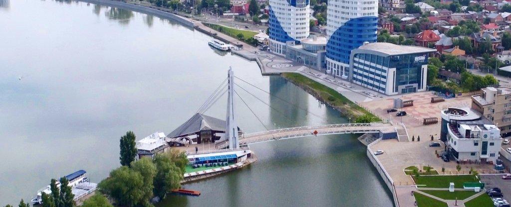 Фото, Краснодар - Фото с квадрокоптера