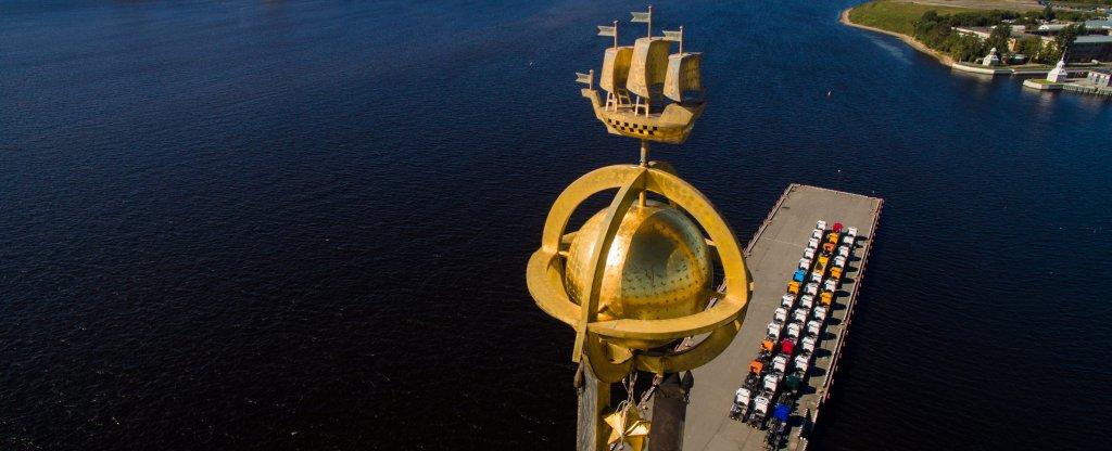 Петербург с воздуха., Санкт-Петербург - Фото с квадрокоптера