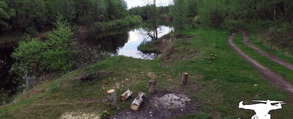 Природа 1, Сураж - Фото с квадрокоптера