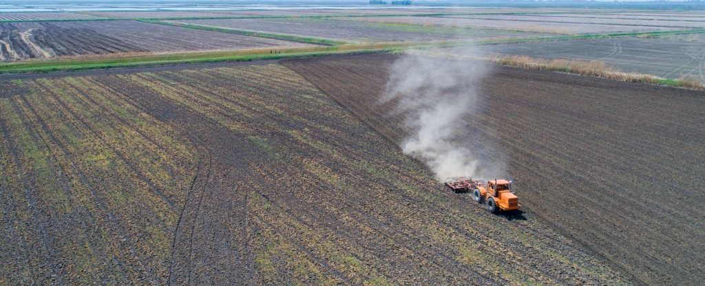 АФГ Националь - Аэрофотосъемка с/х процессов, Краснодар - Фото с квадрокоптера