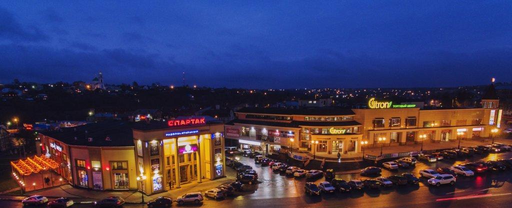 Ночное Павлово, Павлово - Фото с квадрокоптера