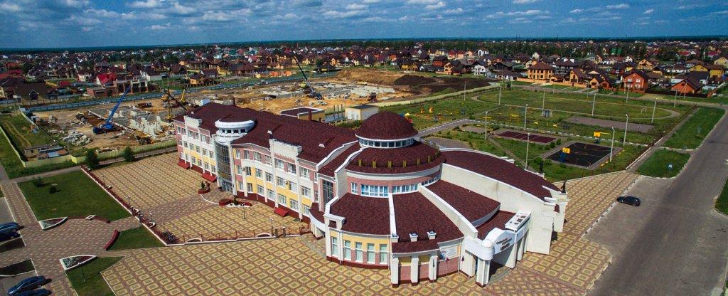 Фотосъемка объектов недвижимости, Тамбов - Фото с квадрокоптера
