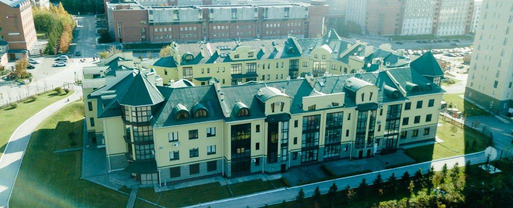 Аэрофотосъёмка отдельных зданий., Новосибирск - Фото с квадрокоптера