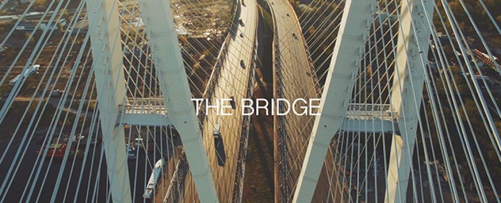 THE BRIDGE - Saint-Petersburg (May'16), St Petersburg -  с квадрокоптера