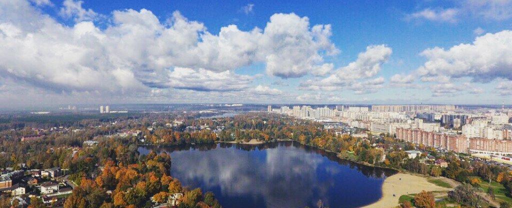 Фото съёмка в Выборгском районе, Санкт-Петербург - Фото с квадрокоптера