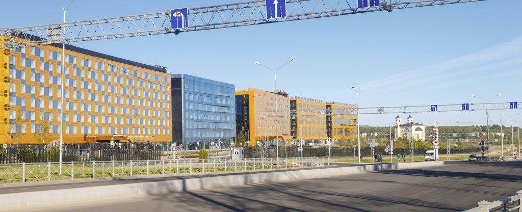Фотосъемка для портфолио фирмы, Санкт-Петербург - Фото с квадрокоптера