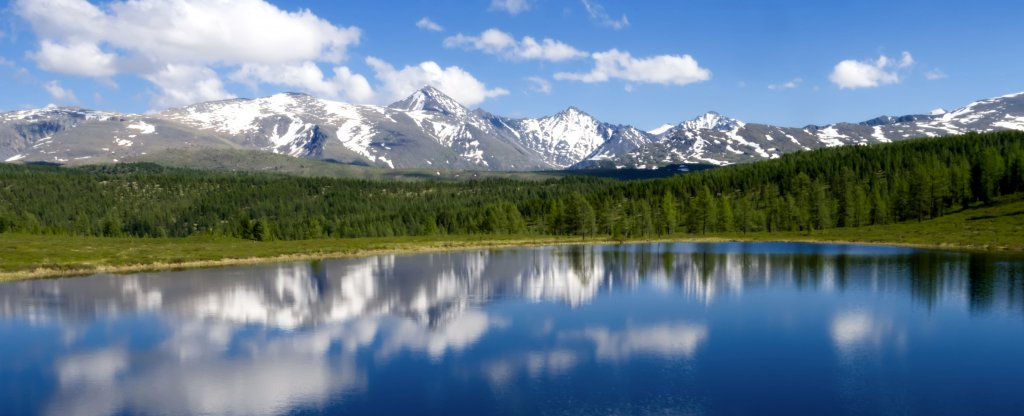 Путешествия, природа, Красноярск - Фото с квадрокоптера