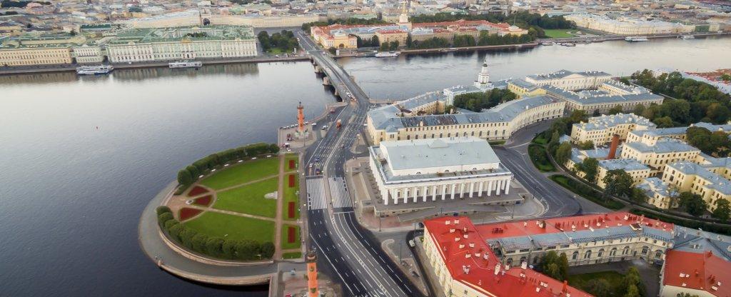 Съемка Питер, Санкт-Петербург - Фото с квадрокоптера