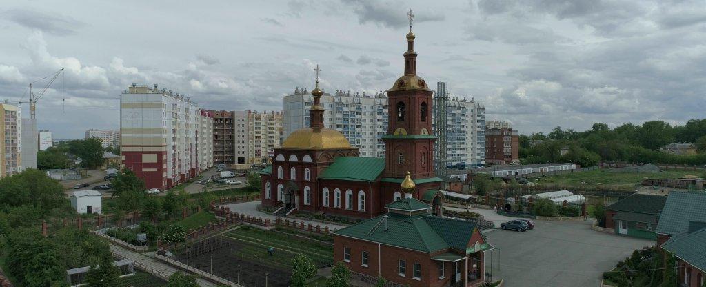 Копейск,  - Фото с квадрокоптера