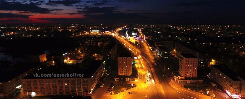 Аэросъёмка в Твери,  - Фото с квадрокоптера