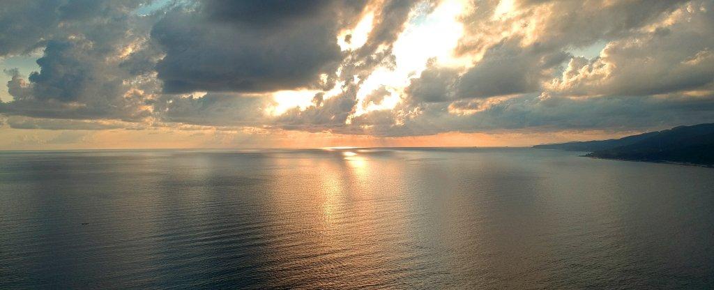 black sea, Лазаревское - Фото с квадрокоптера