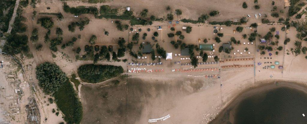 План местности, Волгоград - Фото с квадрокоптера