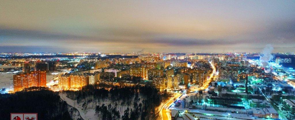Аэросъемка, Москва - Фото с квадрокоптера
