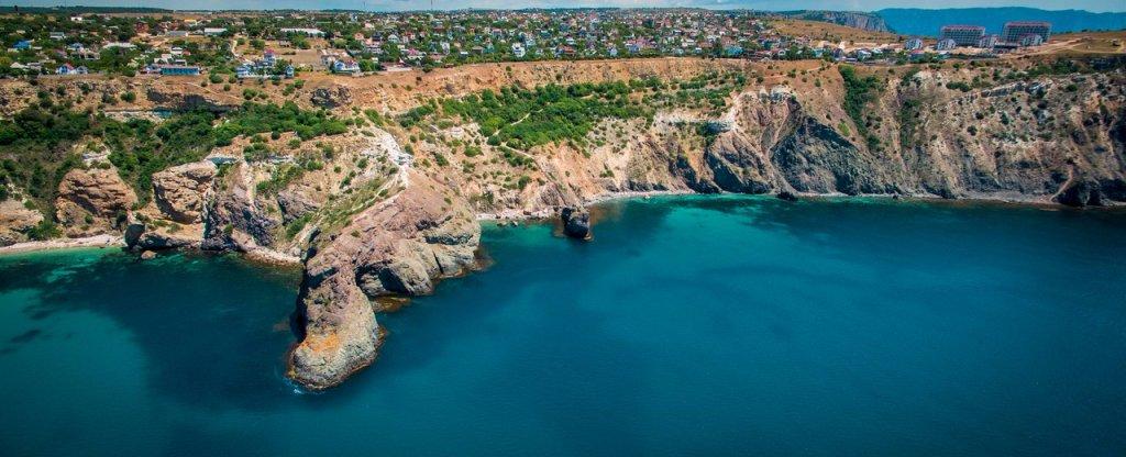 Фотосъемка в Крыму,  - Фото с квадрокоптера