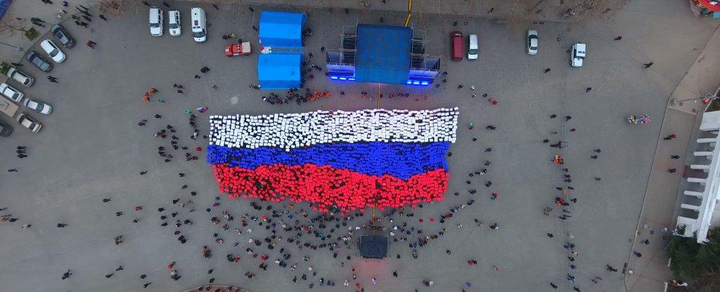 Съемка мероприятий, Севастополь - Фото с квадрокоптера