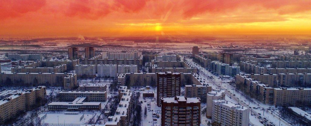 Серов и грязный Фрунзенский район: плевать на уборку – идем воровать