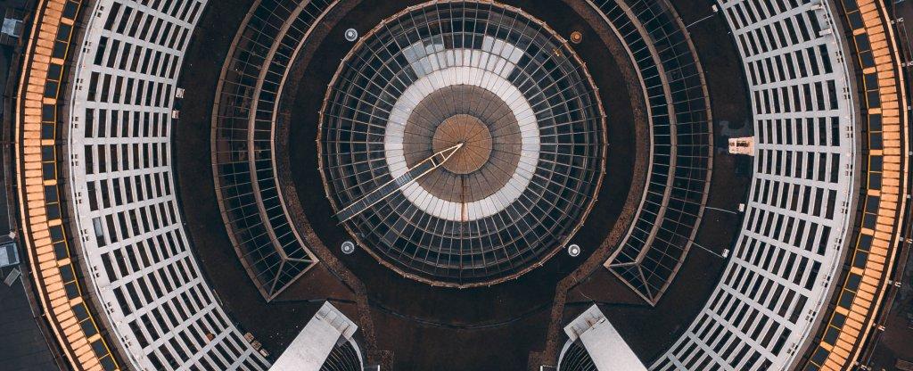 Цитадель,  - Фото с квадрокоптера