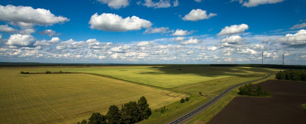 Тулун - Иркутская область, Иркутск - Фото с квадрокоптера