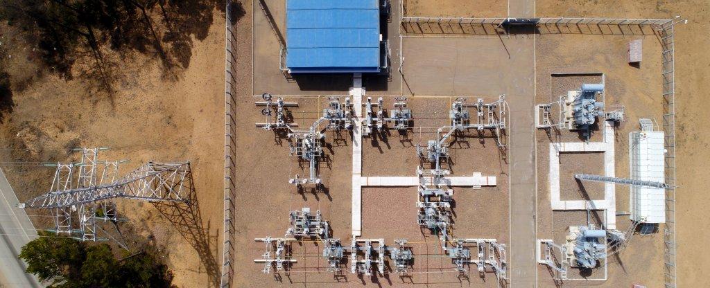Энергетика, Иркутск - Фото с квадрокоптера