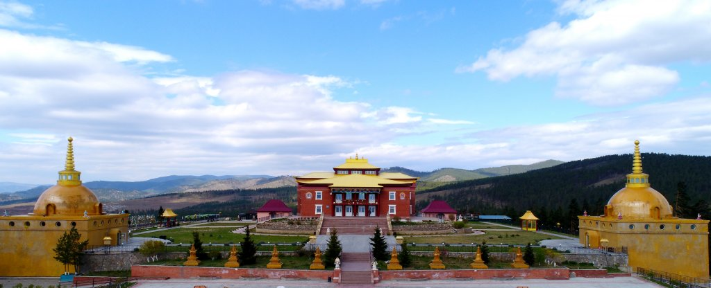 Улан-Удэ,  - Фото с квадрокоптера