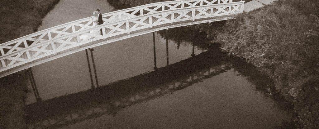 Аэросъемка на свадьбе, Нижний Новгород - Фото с квадрокоптера
