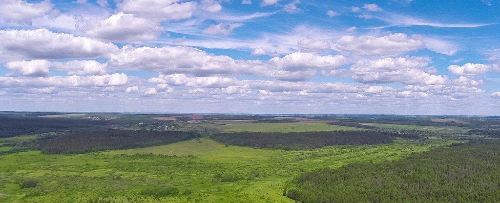 Аэросъемка местности, Арзамас - Фото с квадрокоптера