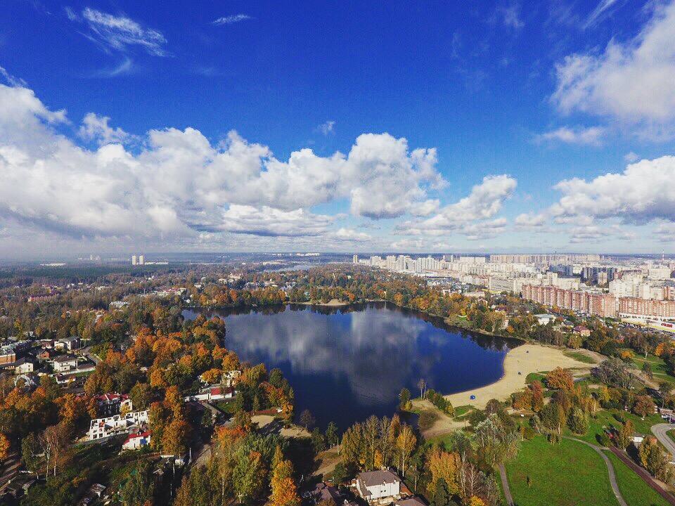 Топ-3 районов Санкт-Петербурга с лучшей экологией
