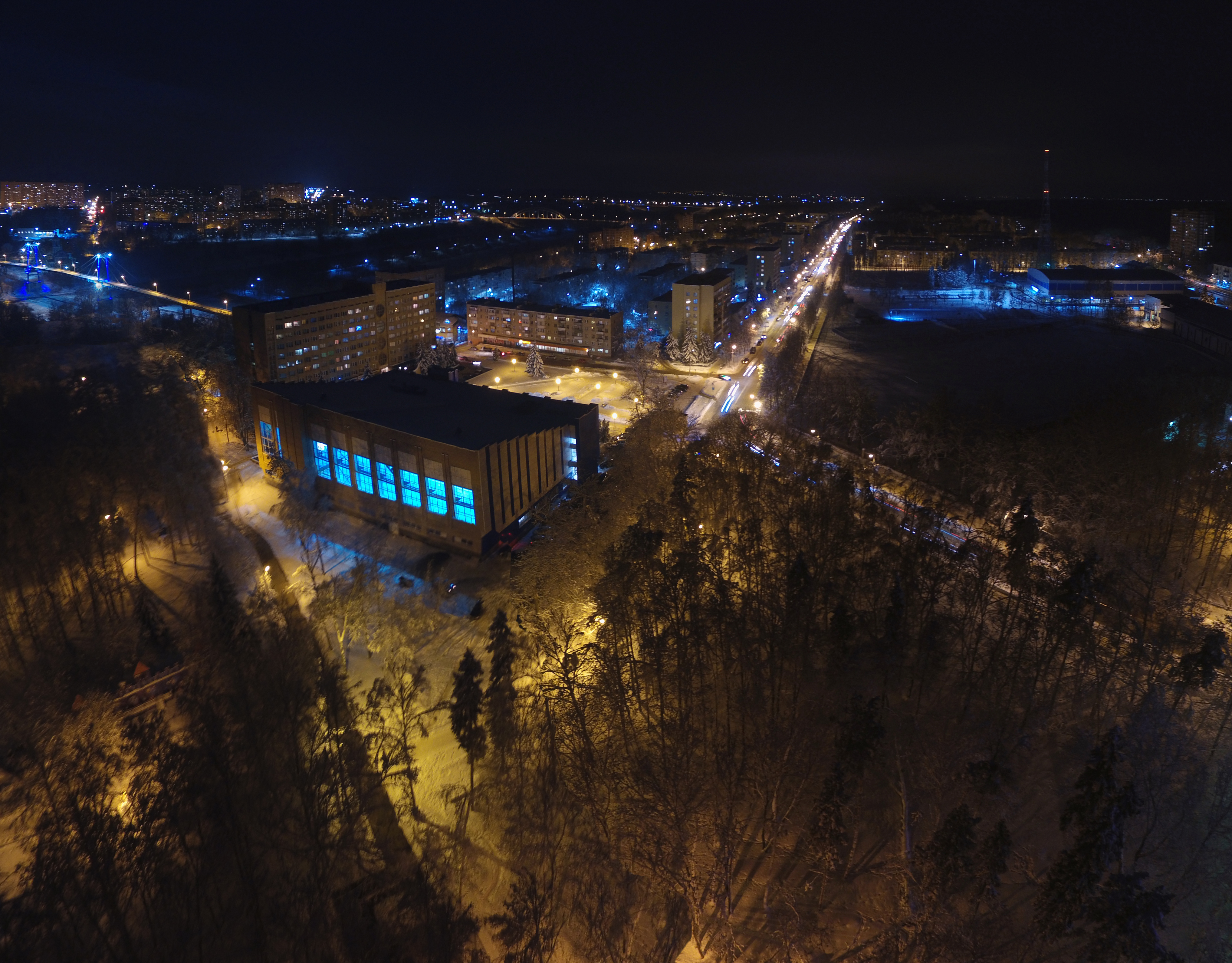 воскресенск московская область фото города сверху вашему вниманию