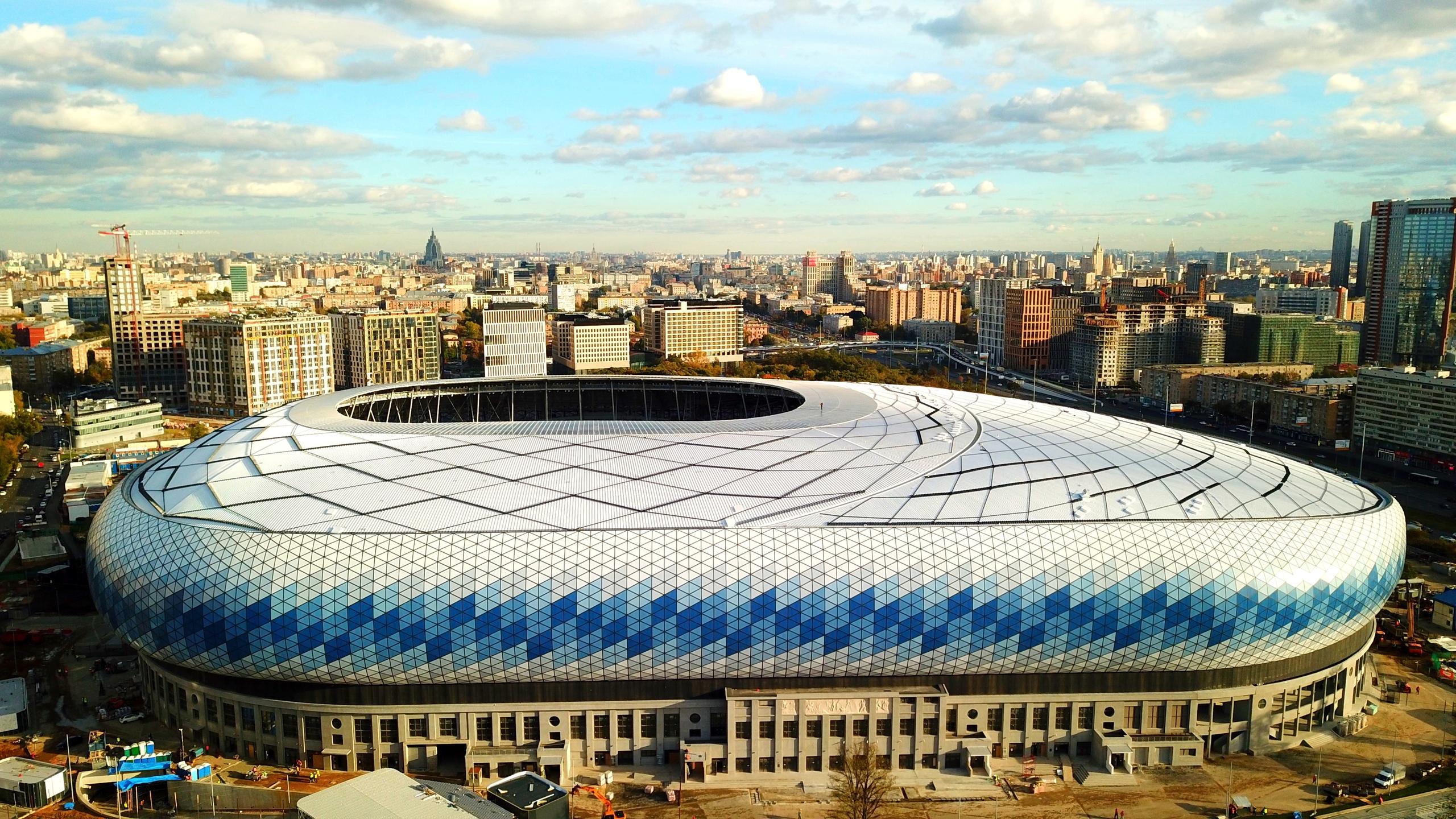 ВТБ Арена, стадион Динамо Москва