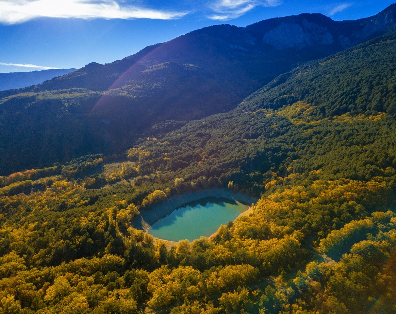фото озер крыма свой дом