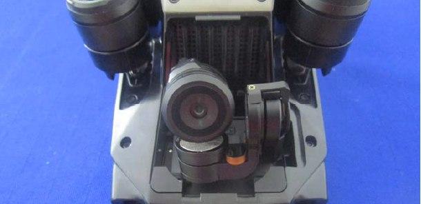 Mavic 2 камера